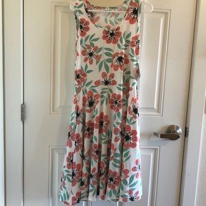 Size Medium (8) Lularoe Nicki dress. NWT.